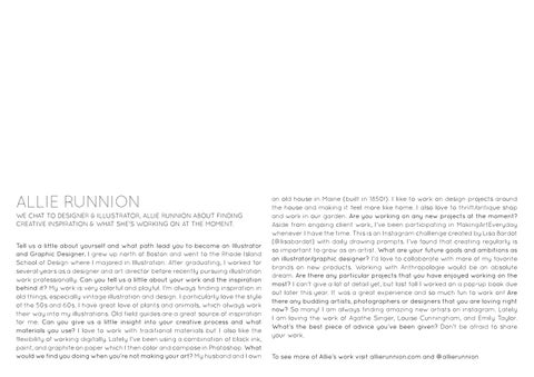 Page 35 of Interview with: Allie Runnion