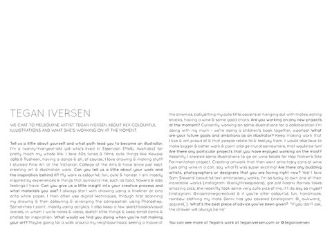 Page 59 of Interview with: Tegan Iversen