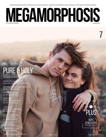 Megamorphosis Magazine Issue 7 - Holy by Megamorphosis Magazine - issuu