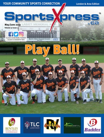 3c55c37c SportsXpress London May/June 2019 by SportsXpress - issuu