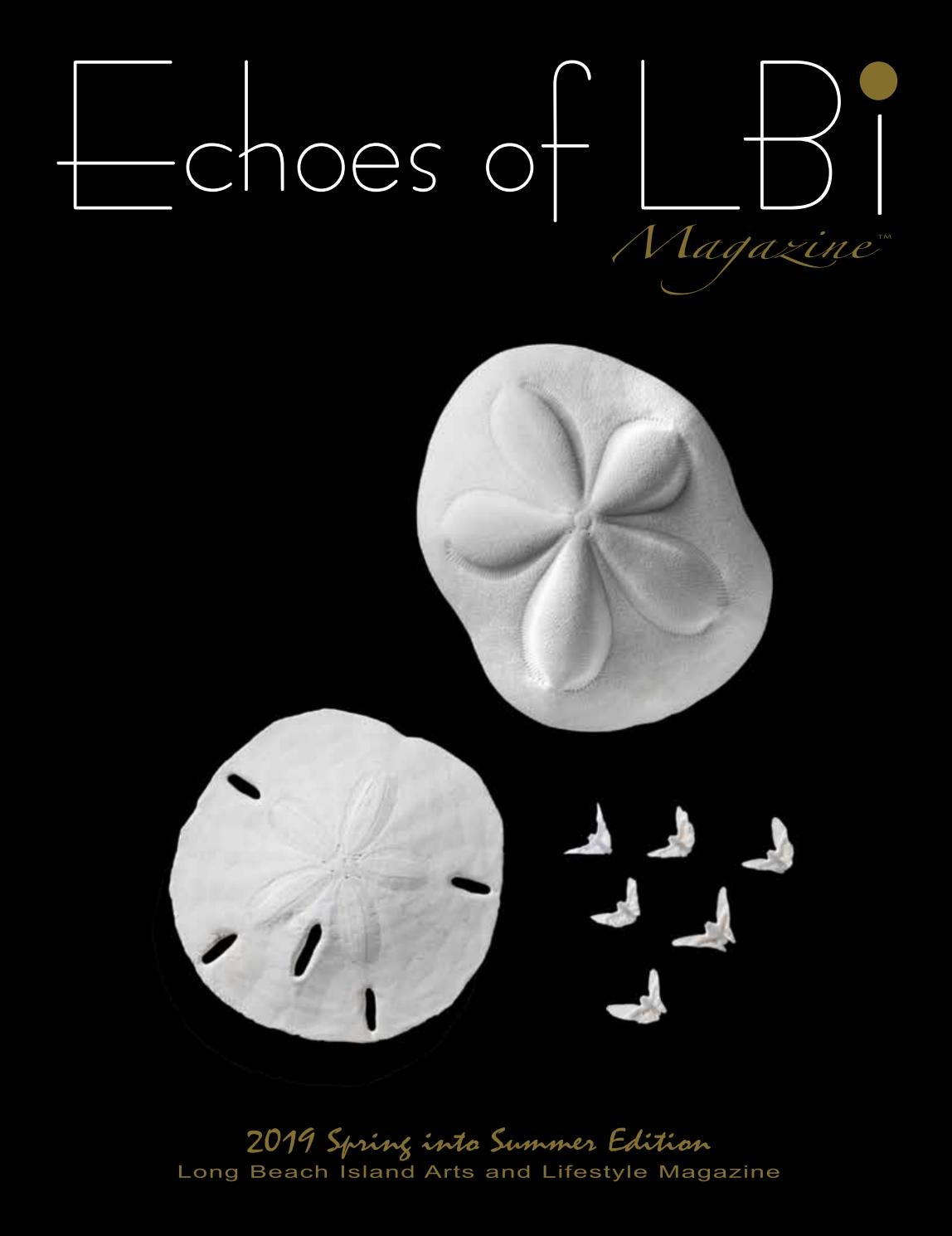 Echoes of LBI - 2019 Spring into Summer by Echoes of LBI