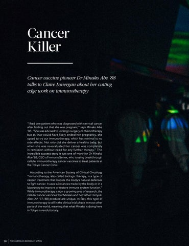 Page 22 of Cancer Killer