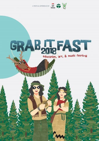 Page 1 of Grab It Fast 2018 Sponsorship Proposal