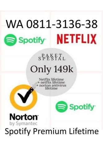 WA 0811-3136-38 Spotify Premium Permanen