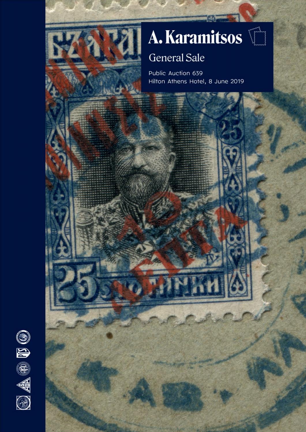 Public Auction 639 by A  Karamitsos - issuu