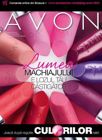 Brosura Avon Campania 3 2018 By Avon Cosmetics Romania Online Issuu