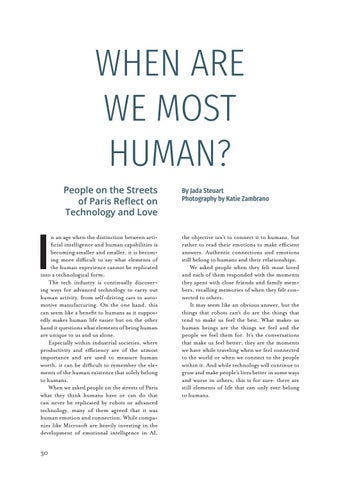 Page 32 of When Are We The Most Human?