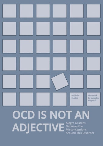 Page 62 of OCD Is Not an Adjective