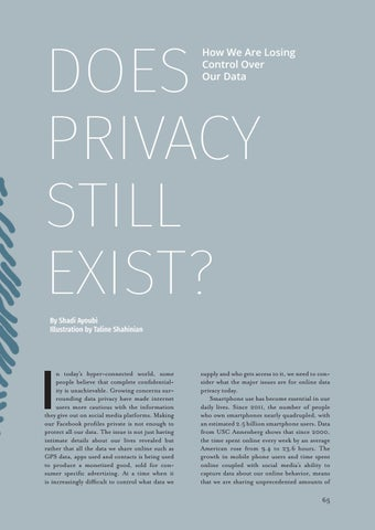 Page 67 of Does Privacy Still Exist?