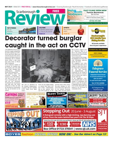 Scarborough Review - May 2019 by Your Local Link Ltd - issuu