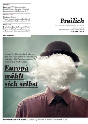 bf34bc0d63c0dd FREILICH Ausgabe No 03 by freilich-magazin - issuu