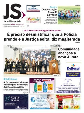 cc9be4fa4b Jornal Semanário – 4 de maio de 2019 – ano 52 – nº 3537 by Jornal ...