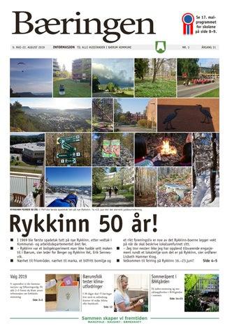 68b5a8e0b Bæringen 3-2019 by Bærum kommune - issuu