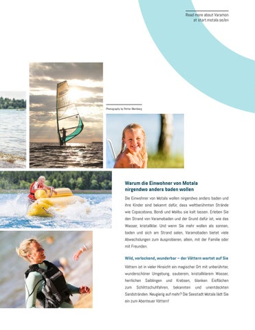 Page 3 of ÖSTERGÖTLANDS LAKESIDE RESORT