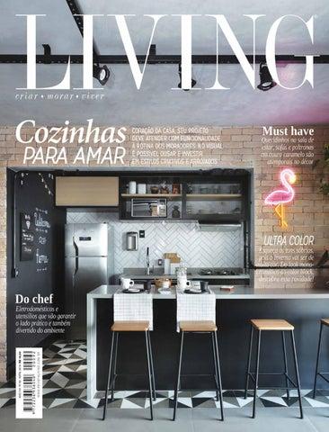 8e92a06af7 Revista Living - Edição nº 92 Abril 2019