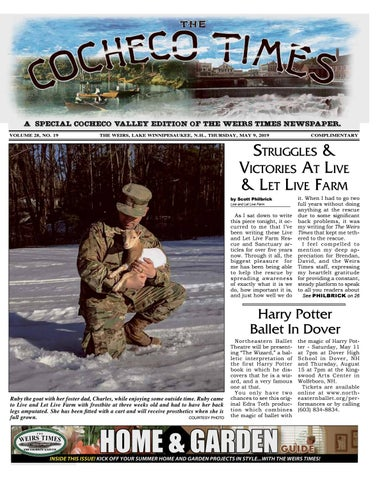 05/09/19 Cocheco Times by The Weirs Publishing Company - issuu