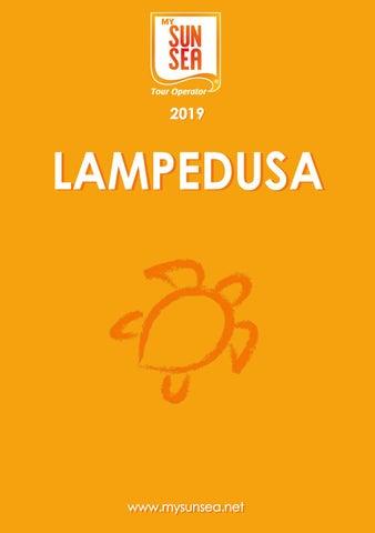 MySunSea - Catalogo Lampedusa by ZioSEM Srl - issuu