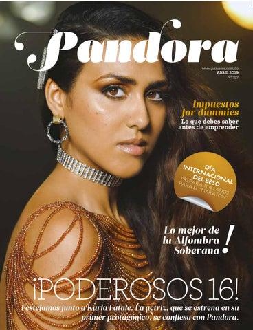 6bc654169e Revista Pandora Abril 2019 by Multimedios del Caribe - issuu