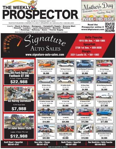 5-7-19 Weekly Prospector by Black Hills Pioneer - issuu