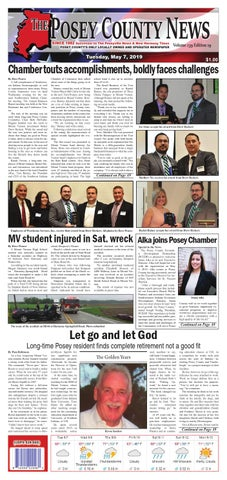 may 7 2019 the posey county news by the posey county news issuu rh issuu com