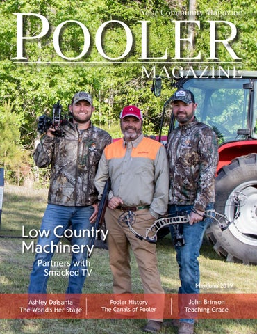 Pooler Magazine May/June 2019 by Independence Day Publishing