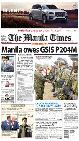 43b4324c79c THE MANILA TIMES   MAY 08, 2019 by The Manila Times - issuu