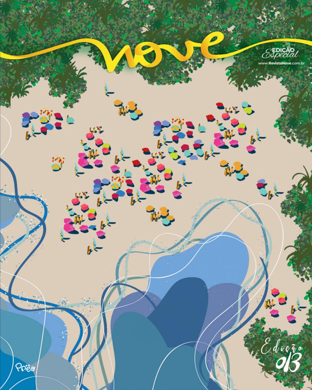 1bec97a1eb Revista Nove #13 • Edição Especial by Celeiro.BMD® - issuu