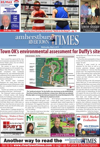 River Town Times - May 8, 2019 by River Town Times - issuu