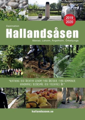 Heden Bastad Karta.Destination Hallandsasen Guide 2019 2020 By Macmedia Issuu
