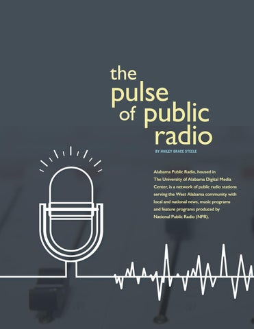 Page 16 of The Pulse of Public Radio