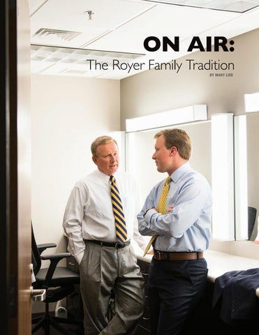 Page 6 of On Air: The Royer Family Tradition