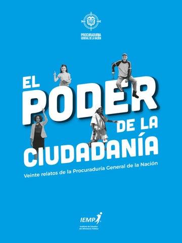 El Poder De La Ciudadanía By Prensapgn Issuu