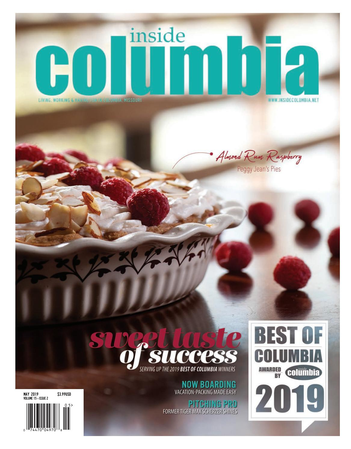 cf27b34a304d4 Inside Columbia Magazine May 2019 by Inside Columbia Magazine - issuu