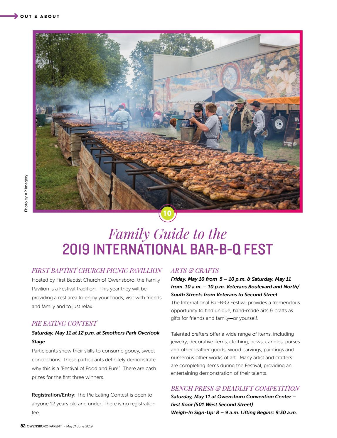 Owensboro Parent - May / June 2019 by Tanner Publishing - issuu