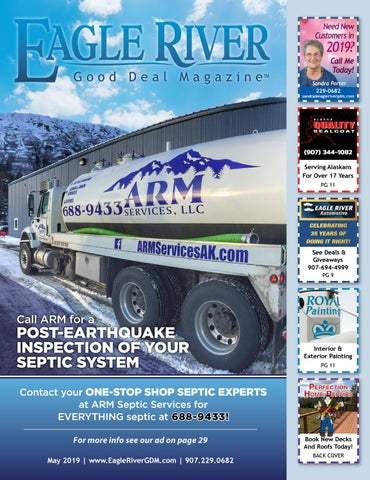 Eagle River Good Deal Magazine May 2019 by Eagle River Good