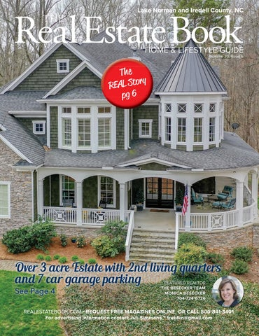 The Real Estate Book of Lake Norman and Iredell County, NC
