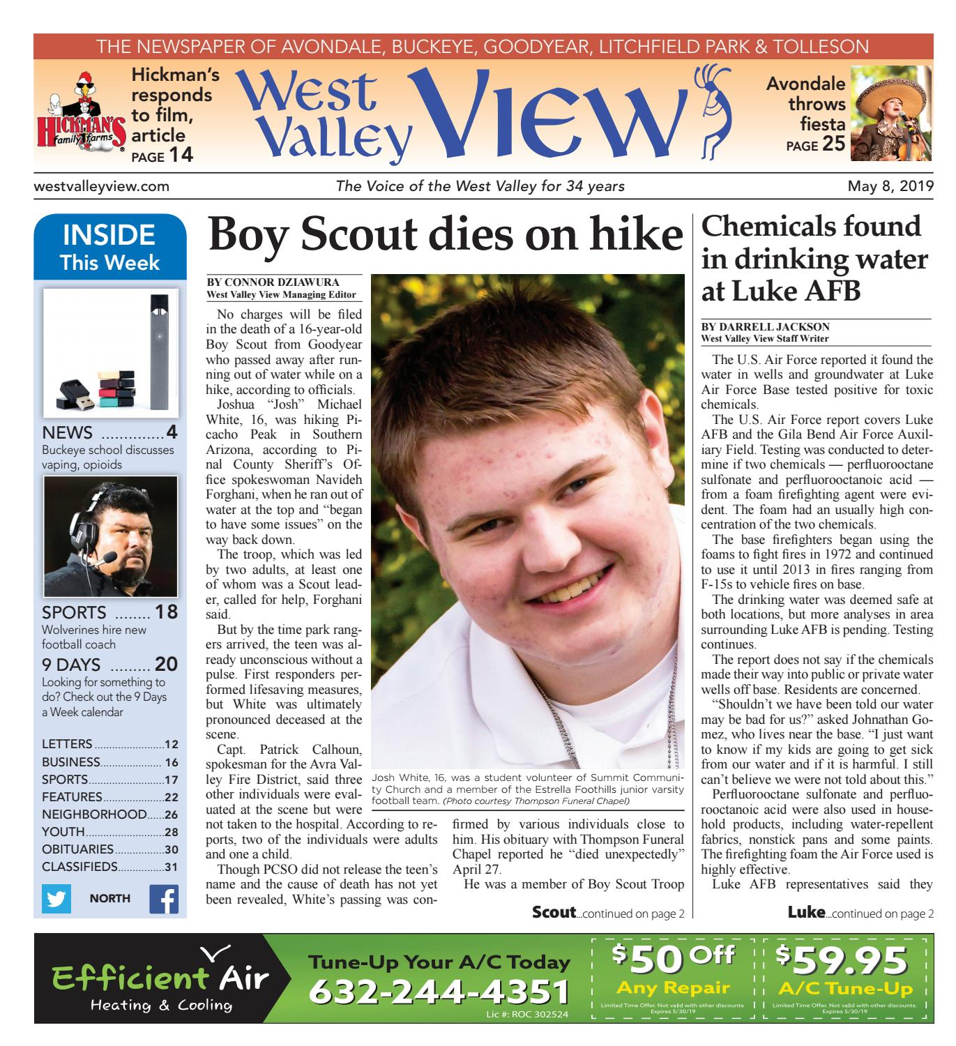 72935bcf8 West Valley View: North 05 - 08 - 2019 by Times Media Group - issuu