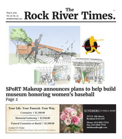 The Rock River Times – May 8, 2019 by rockrivertimes7 - issuu