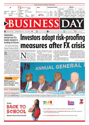 5752d4d209366 BusinessDay 08 May 2019 by BusinessDay - issuu