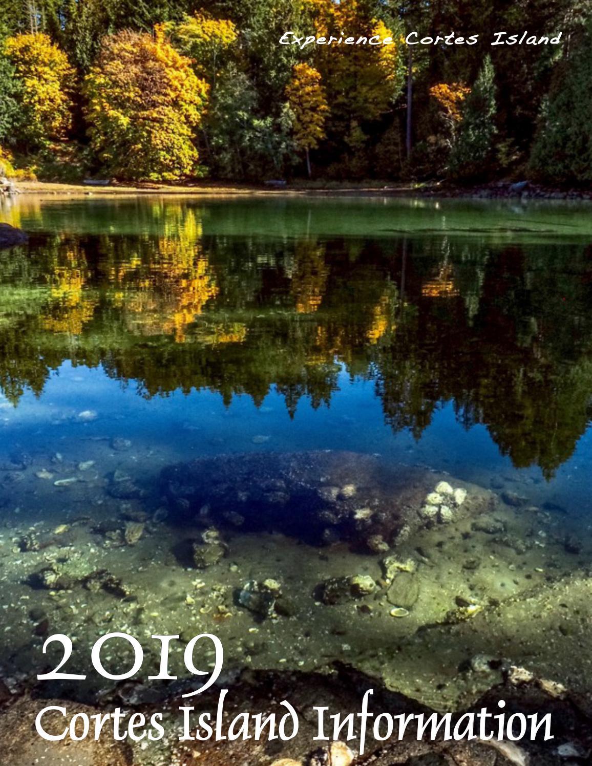 Cortes Island Information Book by Grazyna Trzesicka - issuu
