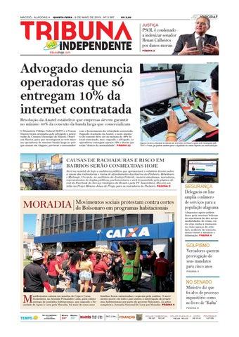 46a5cdb5f Edição número 3387 - 8 de maio de 2019 by Tribuna Hoje - issuu