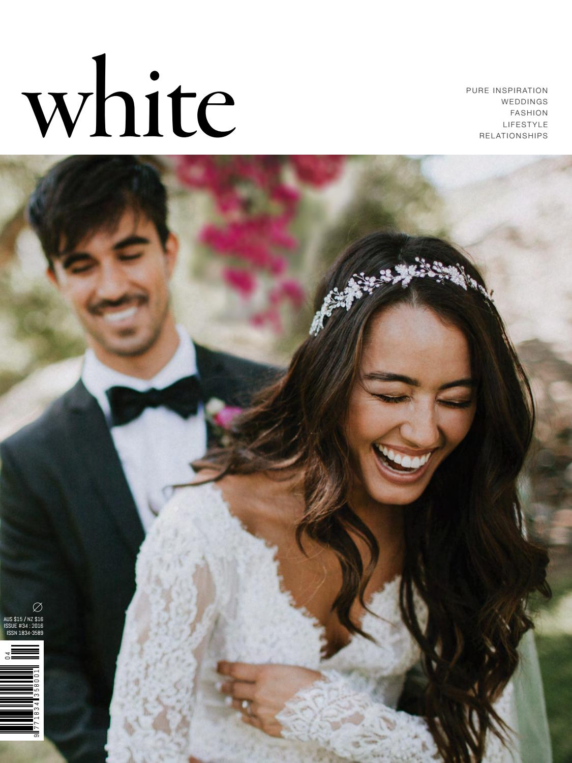 White Magazine | Wedding and Marriage | Issue 34 by White Wedding