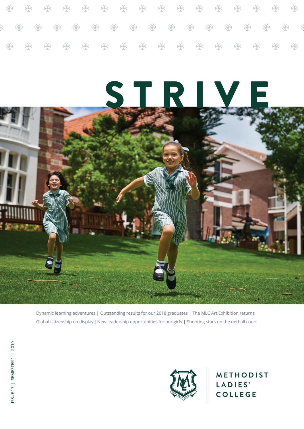Strive Issue 17 by MLC Claremont - issuu