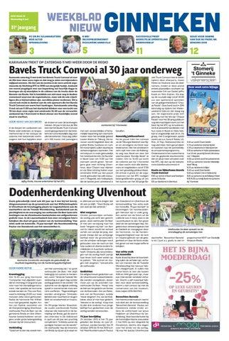 7b3e77589c91d6 Weekblad Nieuw Ginneken 08-05-2019 by Uitgeverij Em de Jong - issuu