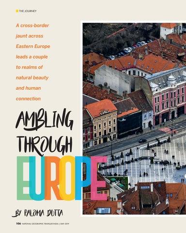 Page 22 of Ambling Through Europe