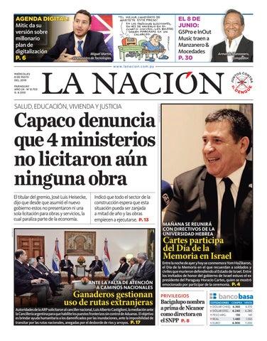 bee40359c462 DIARIO LA NACIÓN - EDICIÓN 8.703 by La Nación - issuu