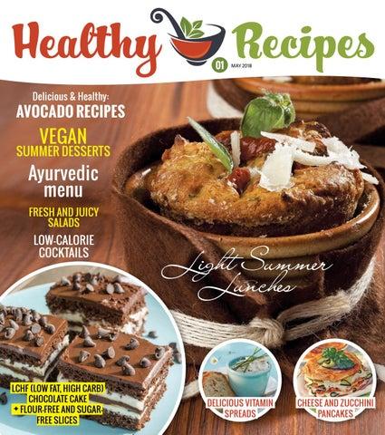 Healthy Recipes May 2018 By Argos Media Issuu