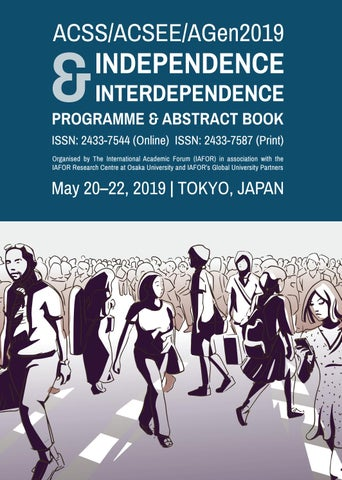 Independence & Interdependence: Conference Programme
