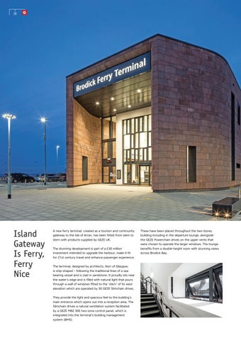 Page 30 of Island Gateway is Ferry, Ferry Nice