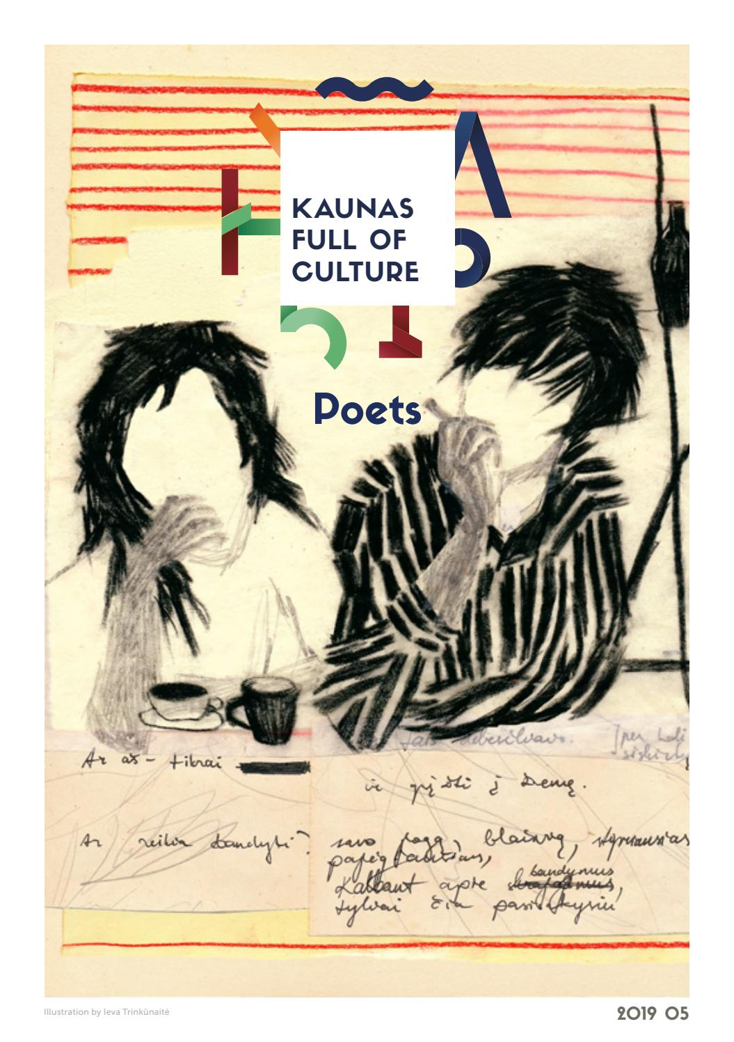 Kaunas Full Of Culture May 2019 By Kaunas Pilnas Kulturos Issuu
